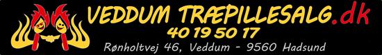 Veddum Træpillesalg